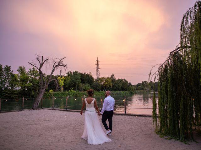Il matrimonio di Alessandro e Paola a Padenghe sul Garda, Brescia 107
