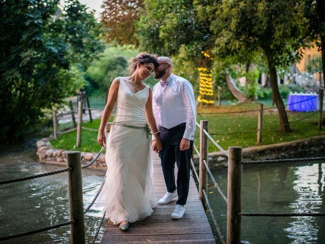 Il matrimonio di Alessandro e Paola a Padenghe sul Garda, Brescia 112