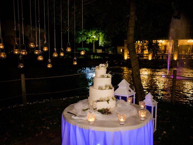 Il matrimonio di Alessandro e Paola a Padenghe sul Garda, Brescia 115
