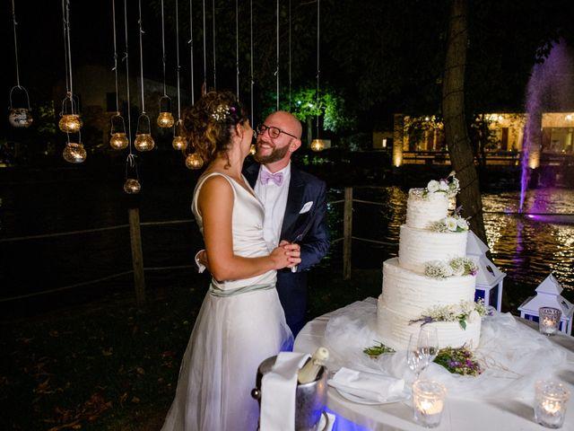 Il matrimonio di Alessandro e Paola a Padenghe sul Garda, Brescia 116