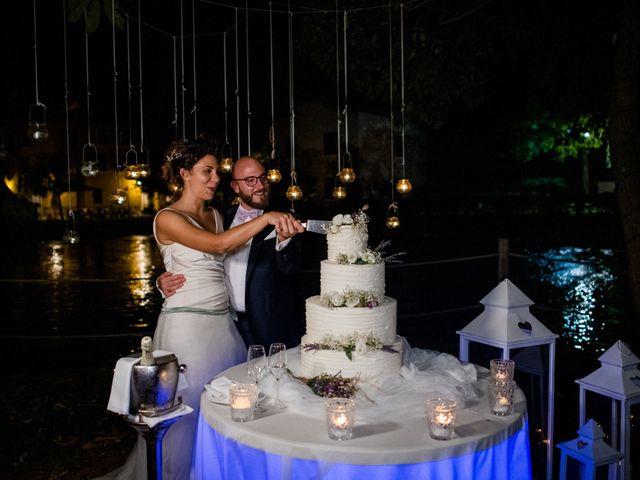 Il matrimonio di Alessandro e Paola a Padenghe sul Garda, Brescia 117