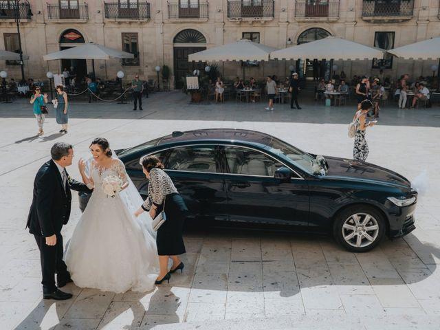 Il matrimonio di Federica e Ernesto a Siracusa, Siracusa 19
