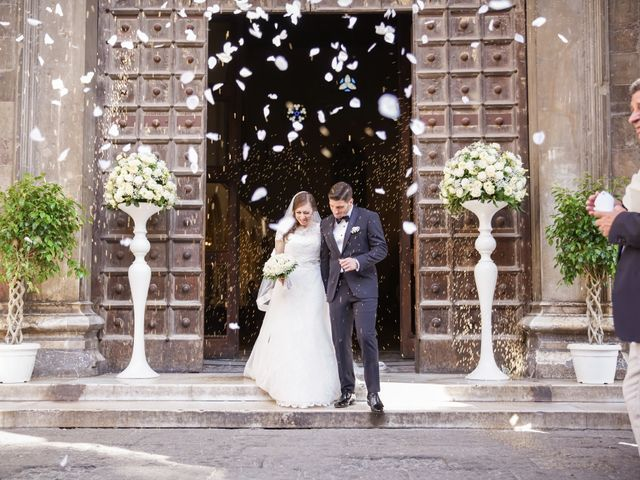 Il matrimonio di Milena e Giovanni a Napoli, Napoli 53