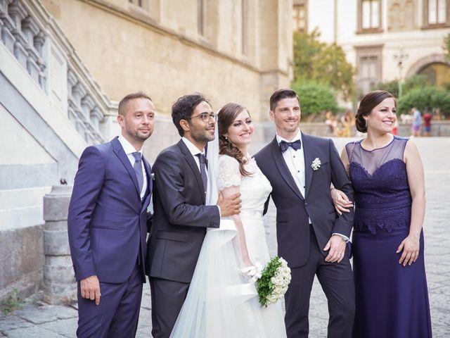 Il matrimonio di Milena e Giovanni a Napoli, Napoli 54