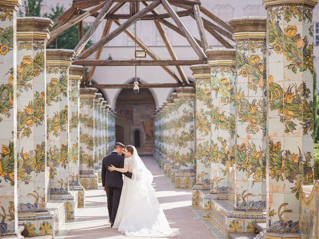 Il matrimonio di Milena e Giovanni a Napoli, Napoli 56