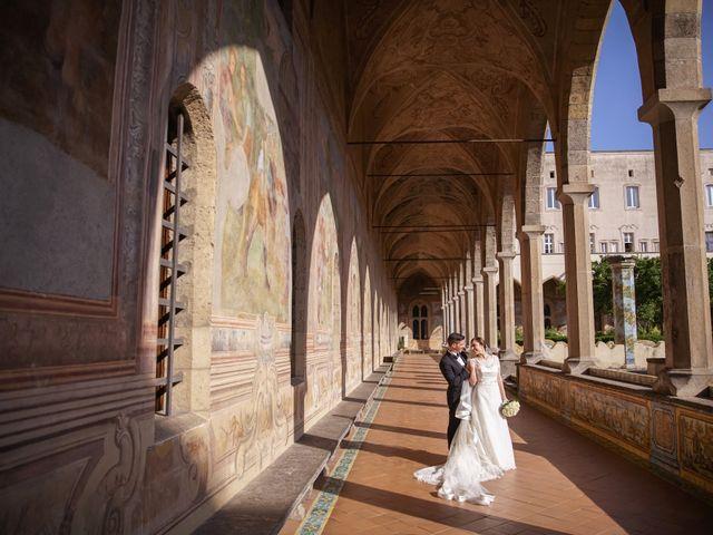 Il matrimonio di Milena e Giovanni a Napoli, Napoli 61