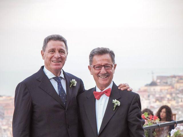 Il matrimonio di Milena e Giovanni a Napoli, Napoli 79