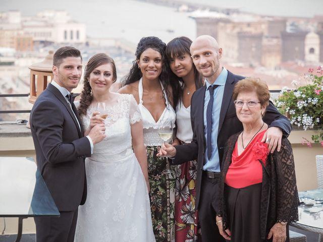 Il matrimonio di Milena e Giovanni a Napoli, Napoli 81