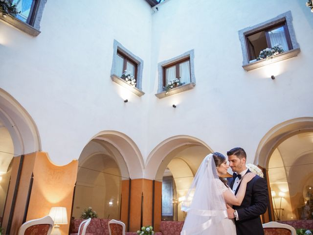 Il matrimonio di Milena e Giovanni a Napoli, Napoli 84