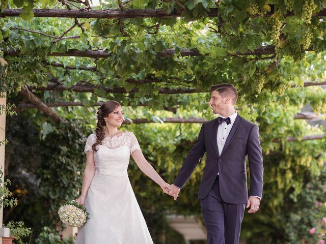 Il matrimonio di Milena e Giovanni a Napoli, Napoli 1
