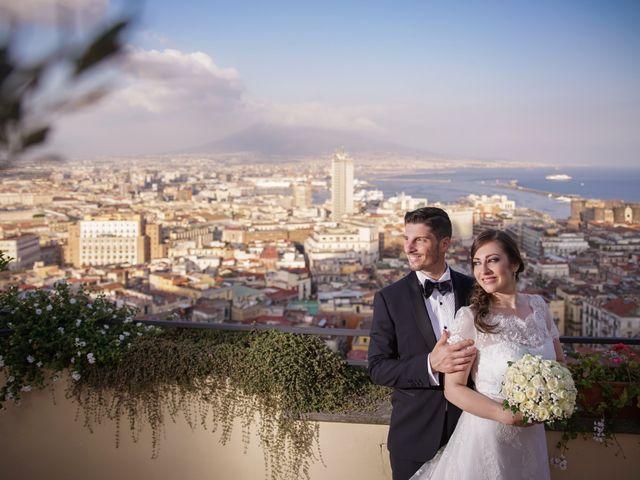 Il matrimonio di Milena e Giovanni a Napoli, Napoli 87