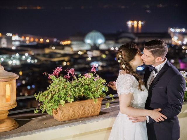Il matrimonio di Milena e Giovanni a Napoli, Napoli 97