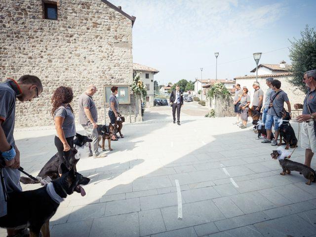 Il matrimonio di Gabriele e Giulia a Udine, Udine 10