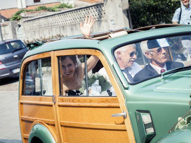 Il matrimonio di Gabriele e Giulia a Udine, Udine 12