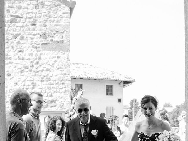 Il matrimonio di Gabriele e Giulia a Udine, Udine 14