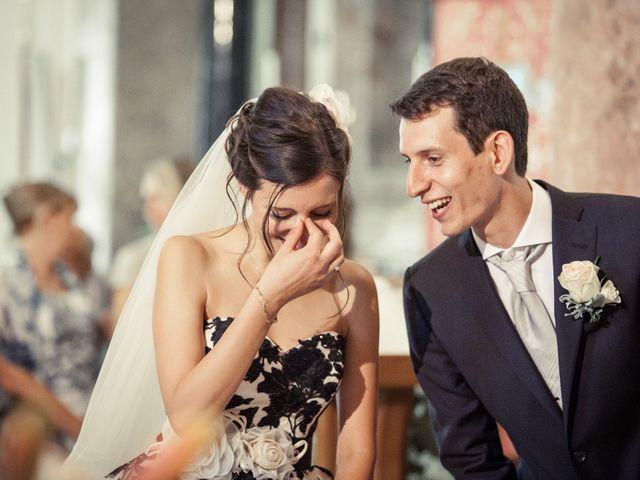 Il matrimonio di Gabriele e Giulia a Udine, Udine 23