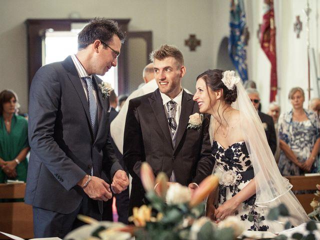 Il matrimonio di Gabriele e Giulia a Udine, Udine 24