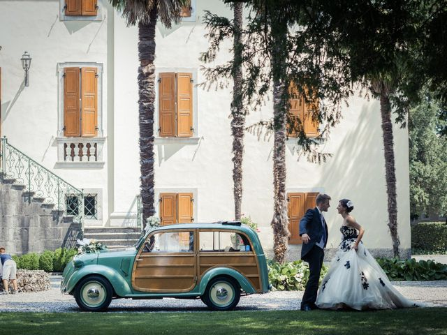 Il matrimonio di Gabriele e Giulia a Udine, Udine 34
