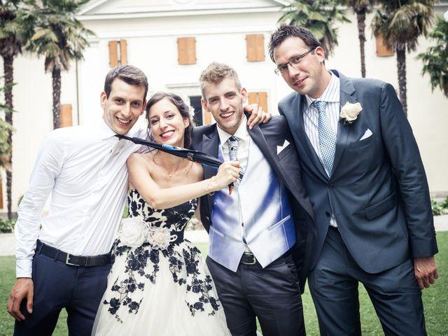Il matrimonio di Gabriele e Giulia a Udine, Udine 40