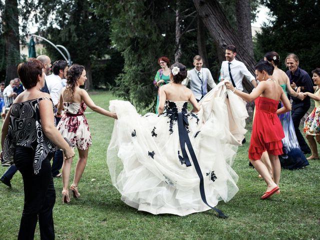 Il matrimonio di Gabriele e Giulia a Udine, Udine 44