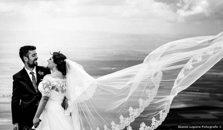 Il matrimonio di Vincenzo e Michela a Rignano Garganico, Foggia
