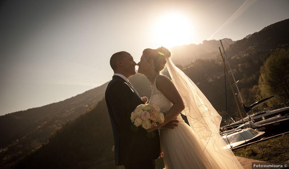 Il matrimonio di Matteo e Giulia a Levico Terme, Trento
