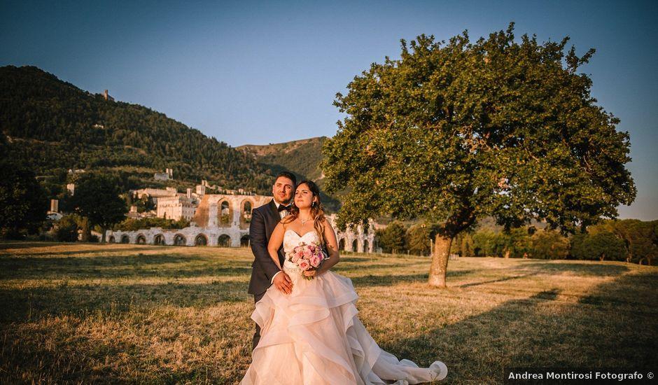 Il matrimonio di Marco e Roberta a Maiolati Spontini, Ancona