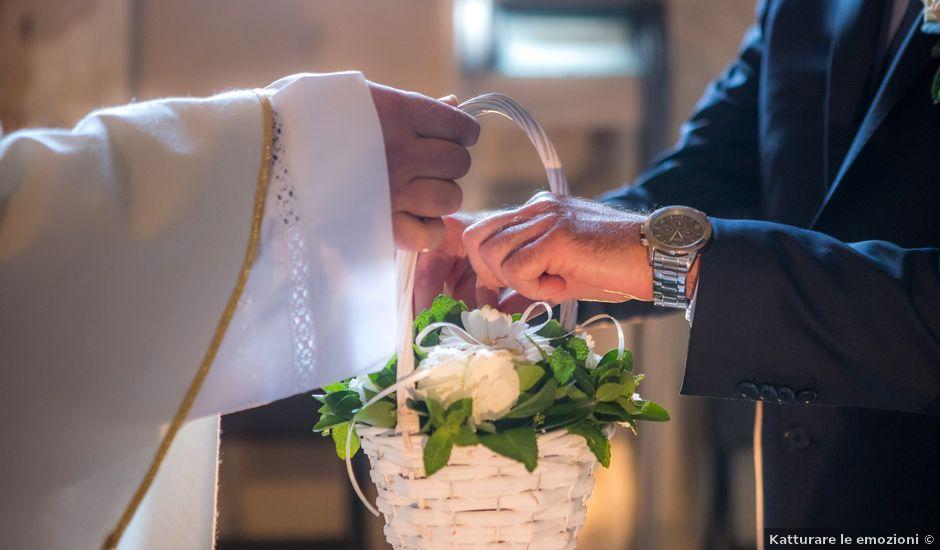 Il matrimonio di Roberto e Chiara a Binago, Como