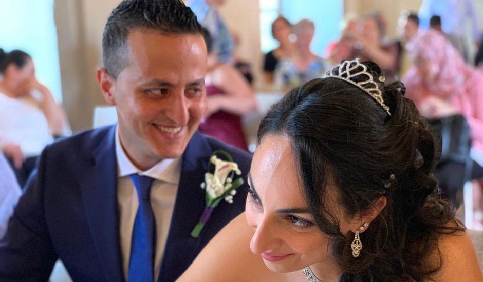 Il matrimonio di Sherif  e Erika  a Comazzo, Lodi