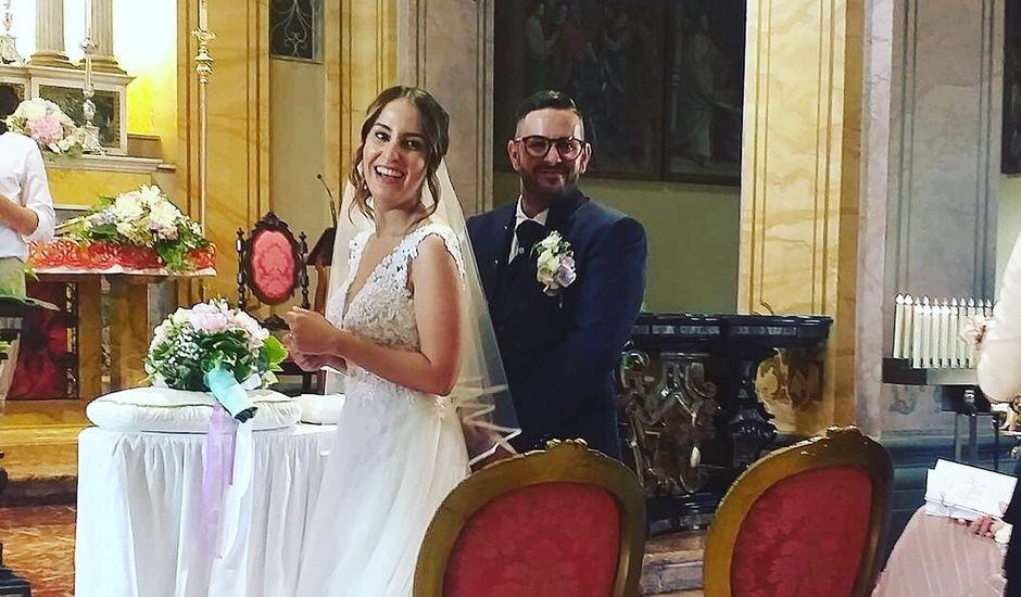 Il matrimonio di Matteo e Micol a Vigevano, Pavia