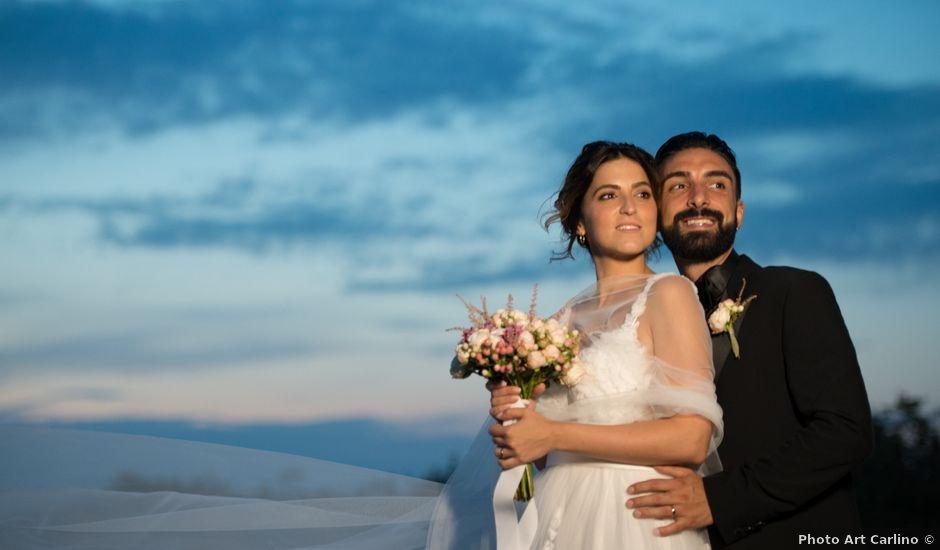 Il matrimonio di Michele e Maria Luisa a Neviano, Lecce