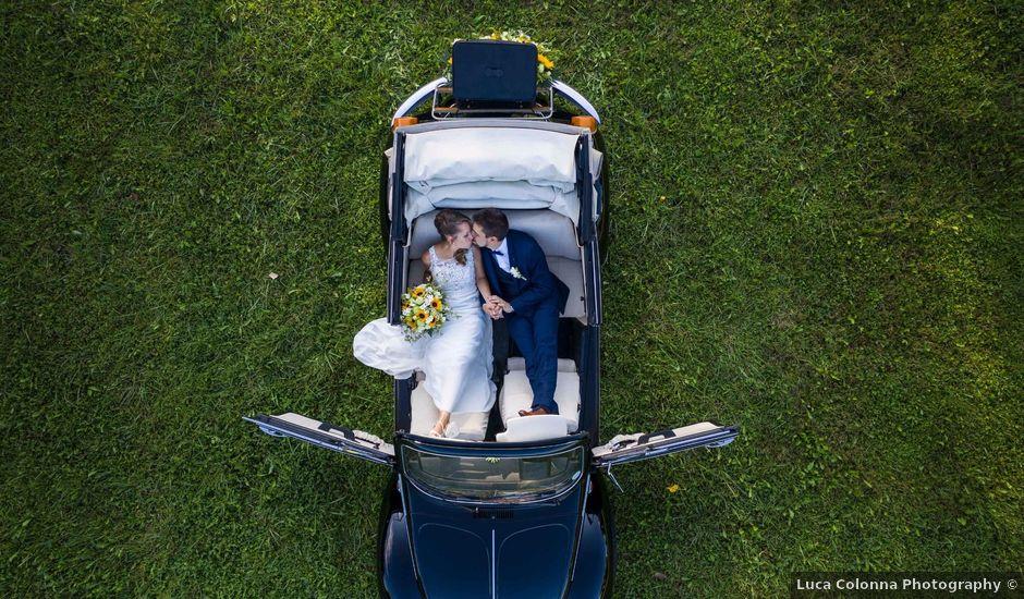 Il matrimonio di Lorenzo e Michela a Sulbiate, Monza e Brianza