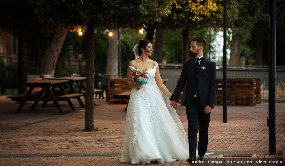 Il matrimonio di Stefano e Sara a Cepagatti, Pescara