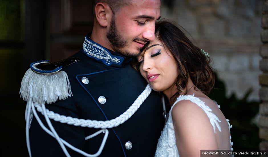 Il matrimonio di Gabriele e Jessica a Fondi, Latina