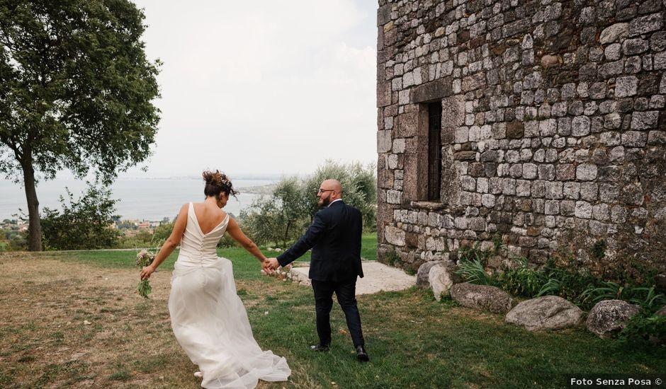 Il matrimonio di Alessandro e Paola a Padenghe sul Garda, Brescia
