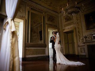 Le nozze di Giovanna e Mirko
