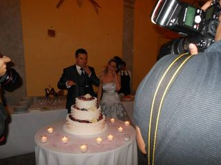 Le nozze di Woody e Valentina