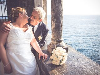 Le nozze di Roberta e Giuliano