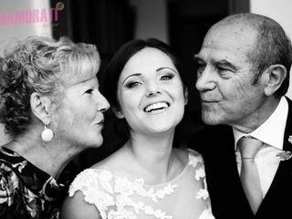 Le nozze di Chiara e Andrea 1