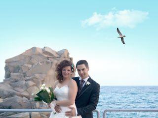 Le nozze di Siria e Nunzio
