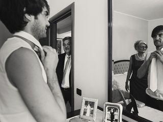 Le nozze di Serena e Carlo 2