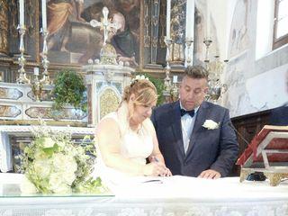 Le nozze di Chiara e Alan 1