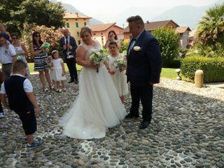 Le nozze di Chiara e Alan