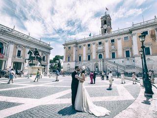 Le nozze di Leticia e Claudio 3
