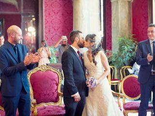 Le nozze di Leticia e Claudio 1