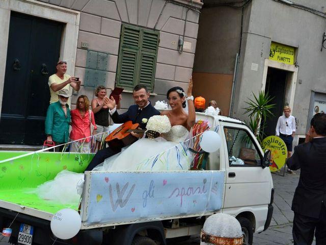 Il matrimonio di Laura e Jacopo a Sarzana, La Spezia 13