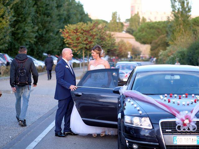 Il matrimonio di Fabio e Camelia a Viterbo, Viterbo 5
