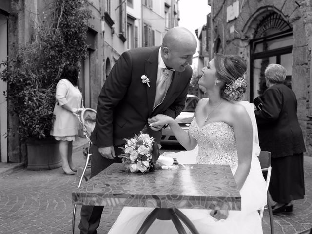 Il matrimonio di Fabio e Camelia a Viterbo, Viterbo 21
