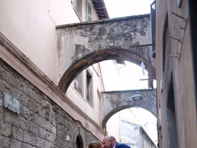 Il matrimonio di Fabio e Camelia a Viterbo, Viterbo 22