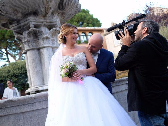 Il matrimonio di Fabio e Camelia a Viterbo, Viterbo 23
